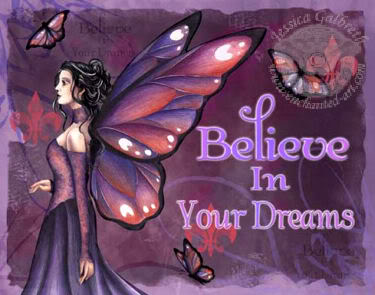 [Believe in Your Dreams]