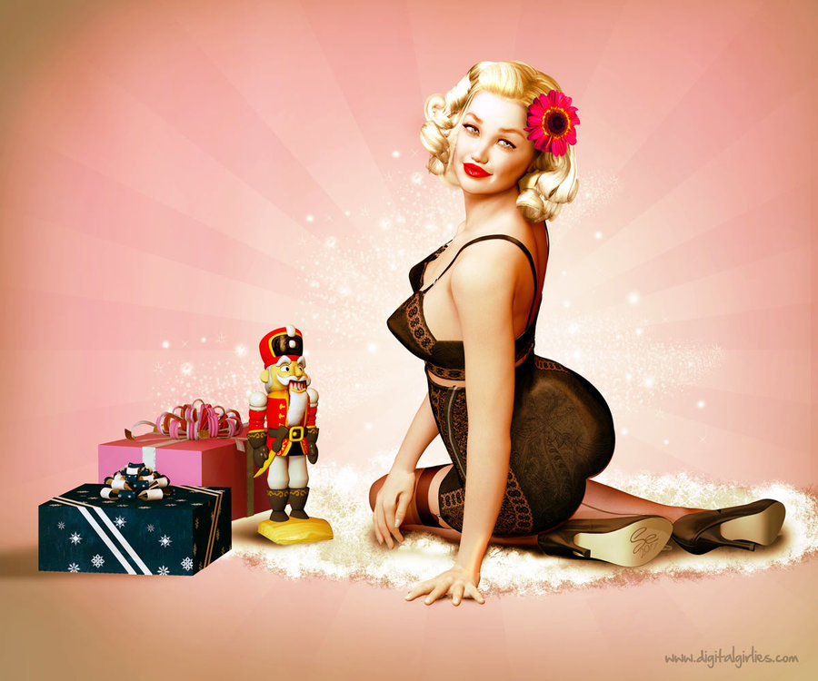 [sean_earley-christmas-pinup-2011]